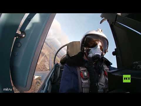 شاهد صحيفة أميركية تُسلط الضوء على لمقاتلة سو 35 الروسية