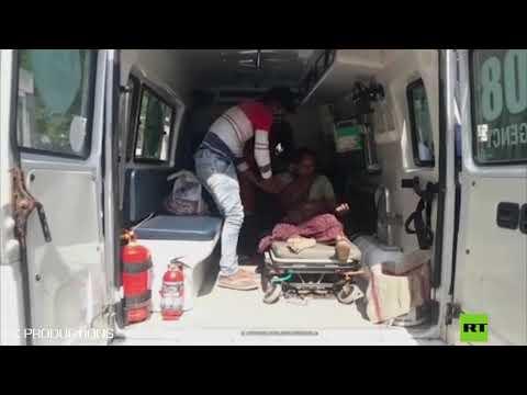 تفشي مرض غامض في الهند يُسبب الغيبوبة المفاجئة