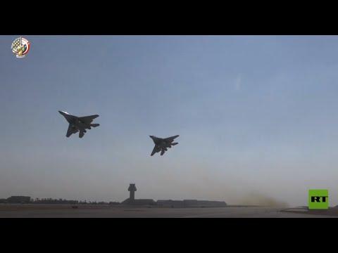 الجيش المصري يٌنفذ عملية استباقية على الحدود مع ليبيا