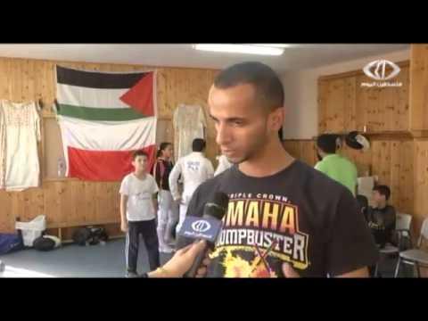 فلسطين اليوم - شباب الأمعري ينظم بطولة الصداقة الفلسطينية البولندية في المبارزة
