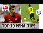 العرب اليوم - أبرز 10 ضربات جزاء في تاريخ الدوري الألماني