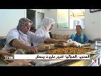 فلسطين اليوم - شاهد الشباكية تشهد رواجًا كبيرًا في الأسواق خلال رمضان