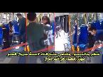 فلسطين اليوم - ملتحٍ يعنف فتاة تلبس سروال قصير