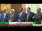 فلسطين اليوم - شاهد محادثات سودانية أثيوبية في الخرطوم