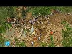شاهد استمرار عمليات البحث عن المفقودين بعد مرور إعصار في الفلبين
