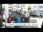 شاهد  تفاعل مواطني المغرب مع شاب يحتاج إلى الوقود