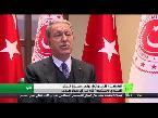 وزير الدفاع التركي يكشف عن وجود 4 نقاط مراقبة بأراضي سيطرة الجيش السوري